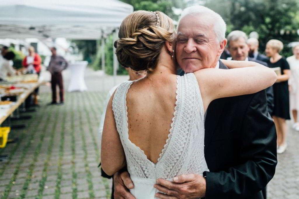 Hochzeitsfotografie Stuttgart Anne und Markus Gratulation