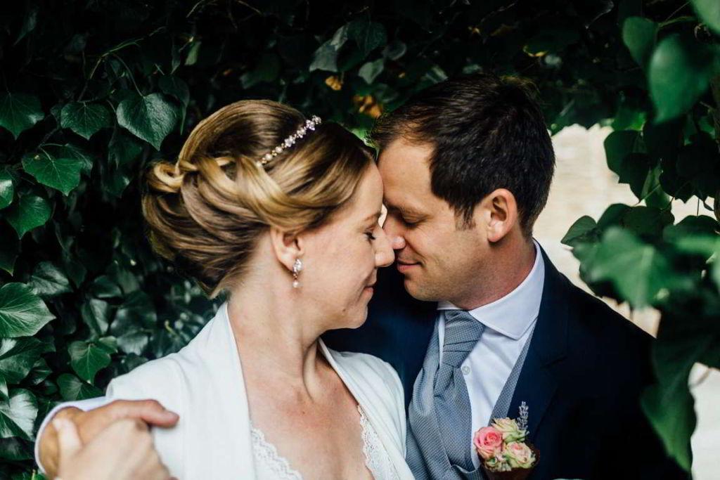 Hochzeitsfotografie Stuttgart Anne und Markus Paarshoot Brautpaar