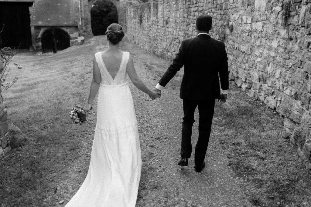 Hochzeitsfotografie Stuttgart Anne und Markus Paarshoot Weg