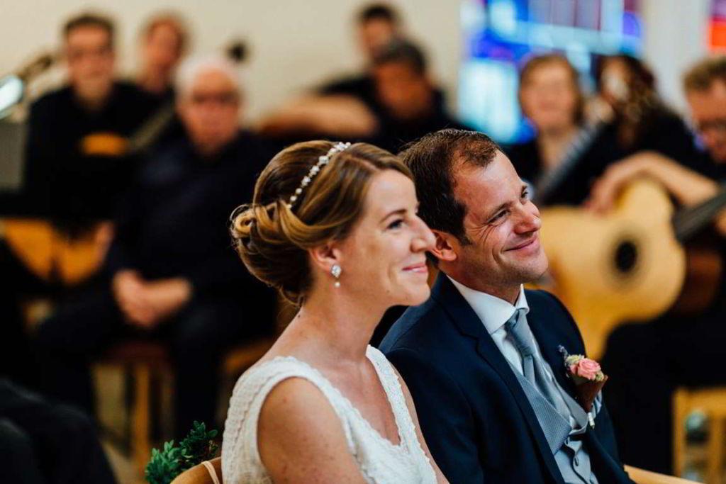 Hochzeitsfotografie Stuttgart Anne und Markus Trauung Brautpaar
