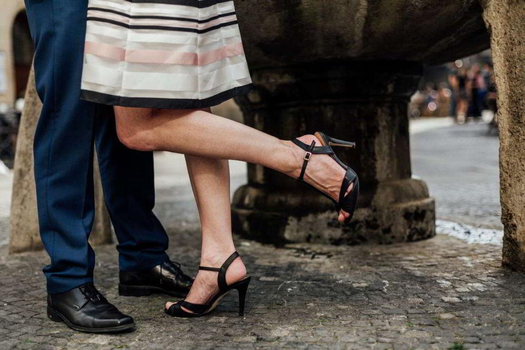 Hochzeitsfotograf Stuttgart Clarissa und Michael Paarshooting Brunnen