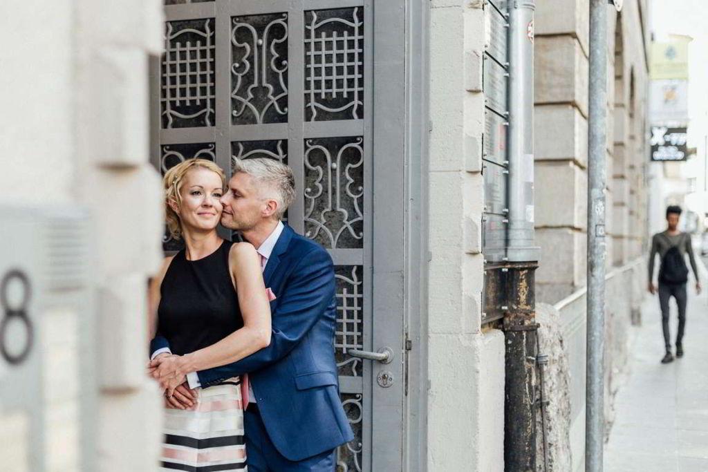 Hochzeitsfotograf Stuttgart Clarissa und Michael Paarshooting Stuttgart