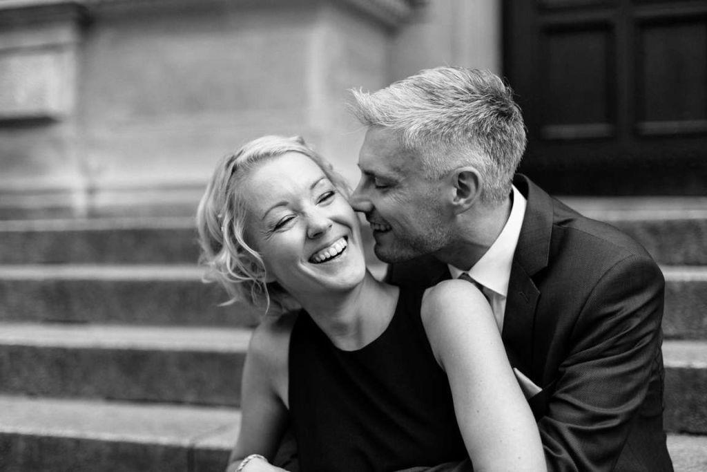 Hochzeitsfotograf Stuttgart Clarissa und Michael Paarshooting verliebt
