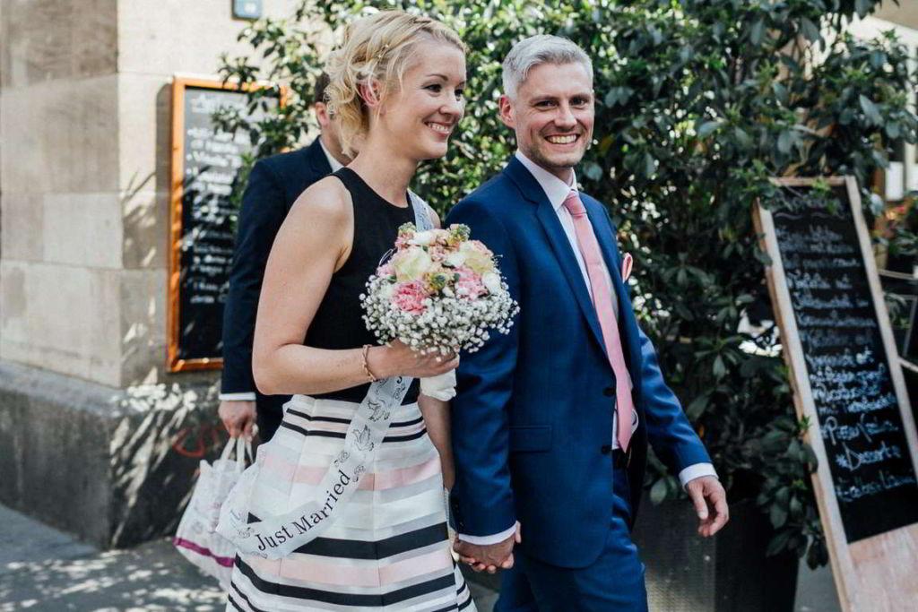 Hochzeitsfotograf Stuttgart Clarissa und Michael Reportage