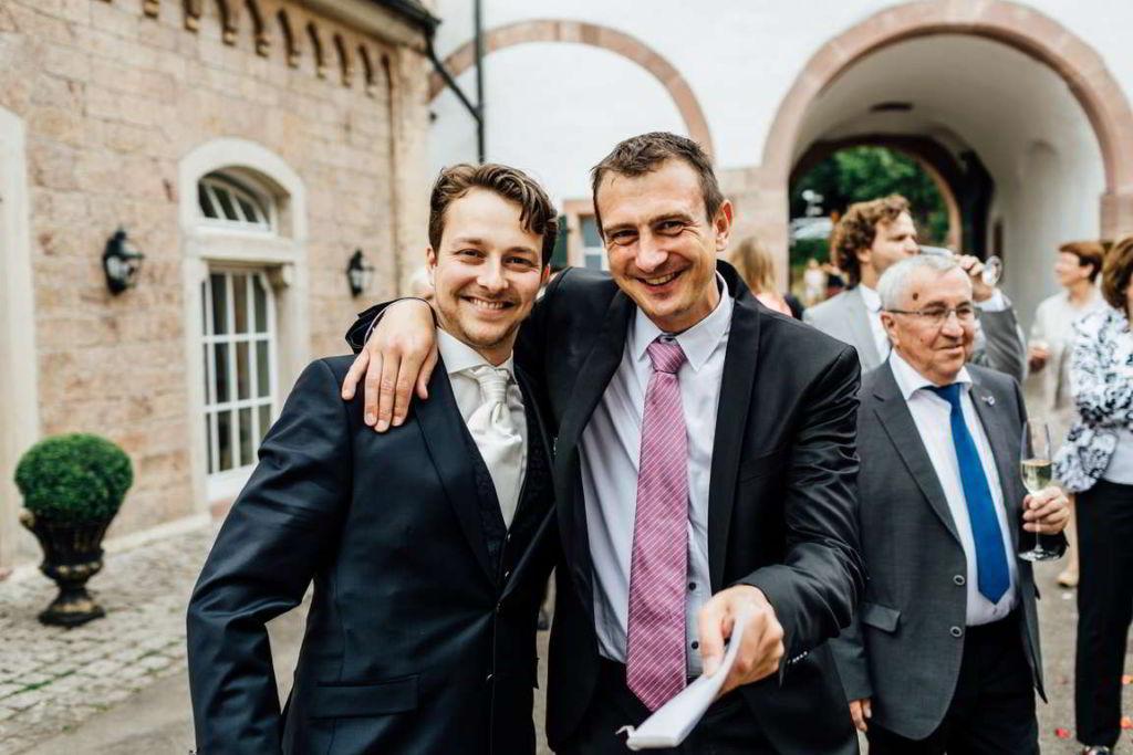 Hochzeitsfotograf Schwarzwald Cornelia und Andreas Bräutigam