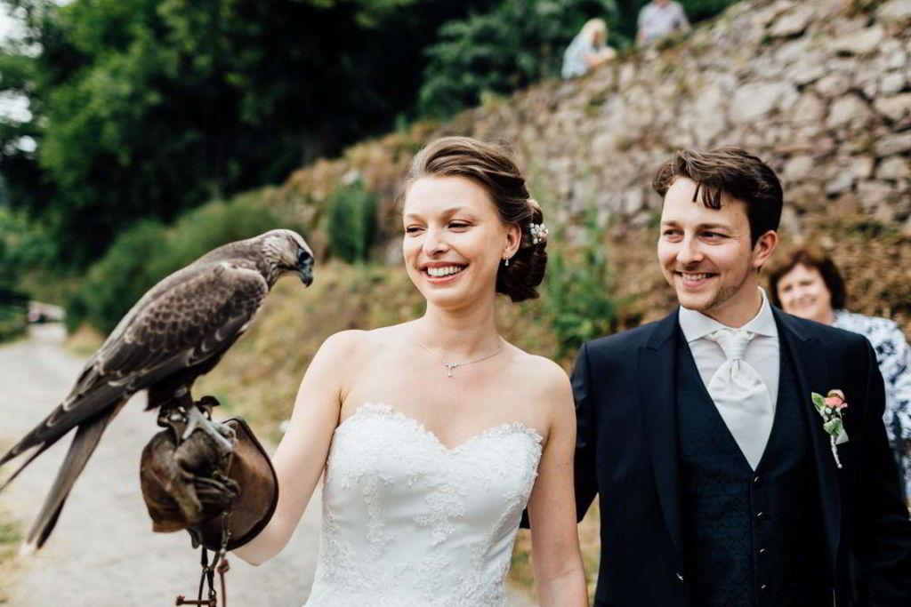 Hochzeitsfotograf Schwarzwald Cornelia und Andreas Brautpaar
