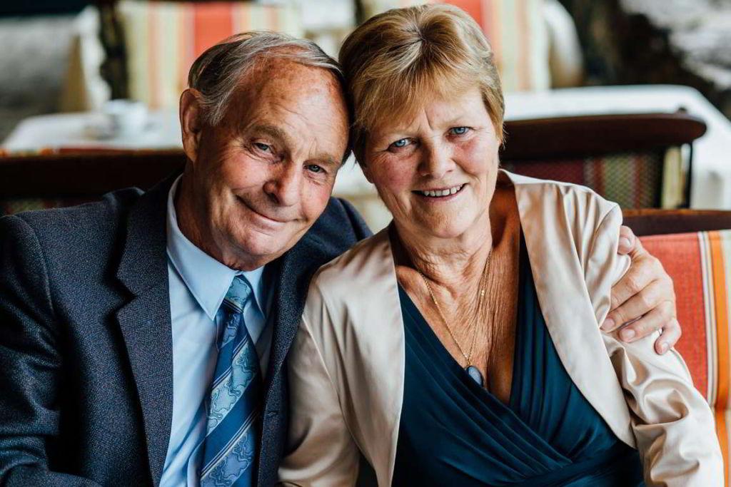 Blog Cornelia und Andreas Gratulation Gäste