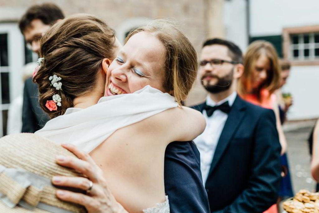 Blog Cornelia und Andreas Gratulation Trauzeugin