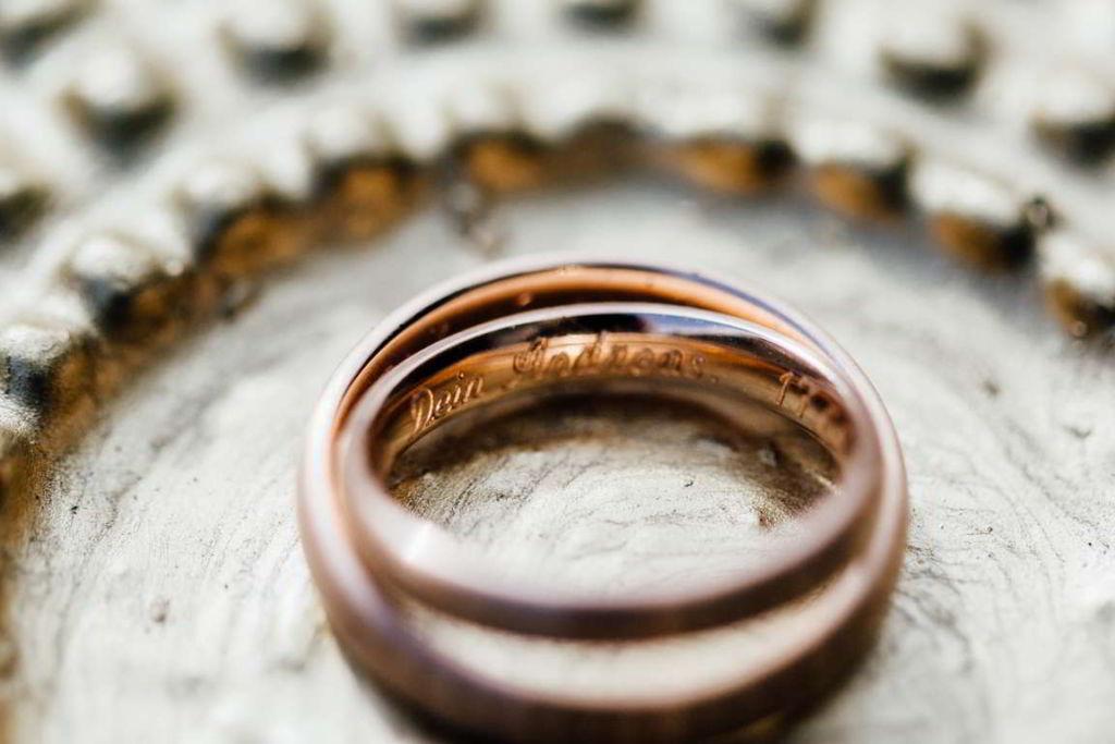 Blog Cornelia und Andreas Hochzeitsringe