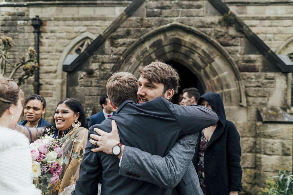 Hochzeitsfotograf Stuttgart Auslandshochzeit Gratulation
