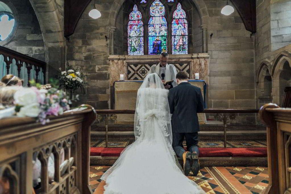 Hochzeitsfotograf Stuttgart Auslandshochzeit Kirche