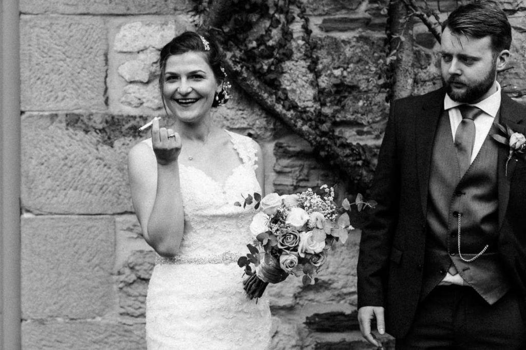 Hochzeitsfotograf Stuttgart Auslandshochzeit Paarshoot Humor
