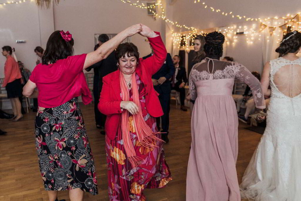 Hochzeitsfotograf Stuttgart Auslandshochzeit Party Gäste