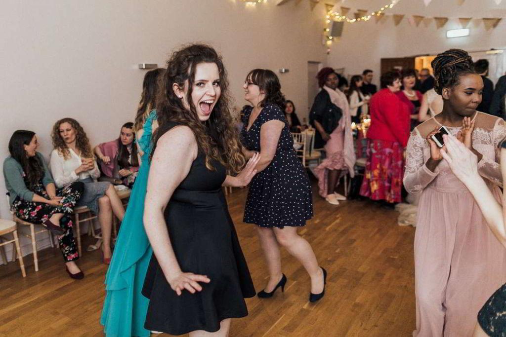 Hochzeitsfotograf Stuttgart Auslandshochzeit Dancing