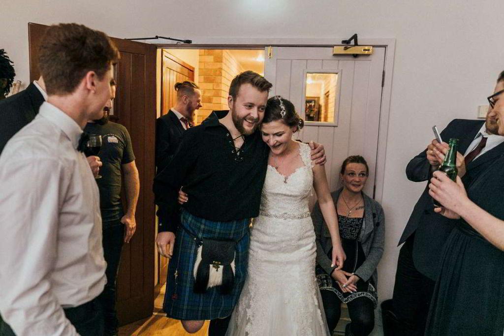 Hochzeitsfotograf Stuttgart Auslandshochzeit Party Killt
