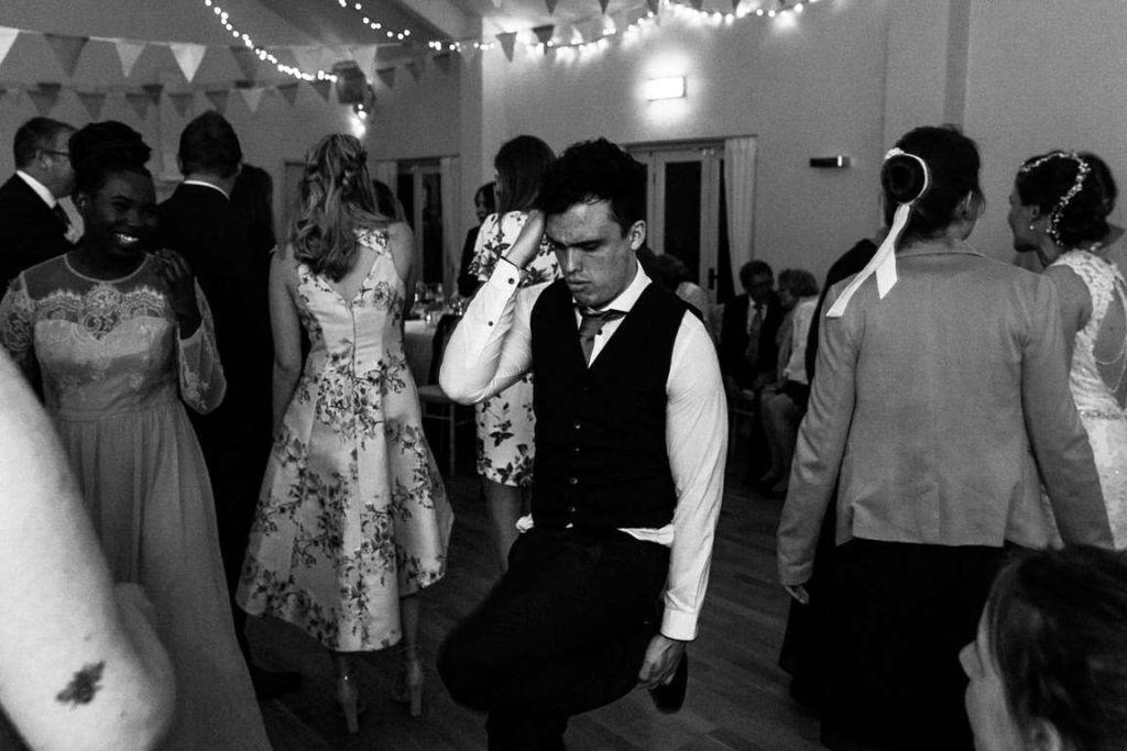 Hochzeitsfotograf Stuttgart Auslandshochzeit Party move