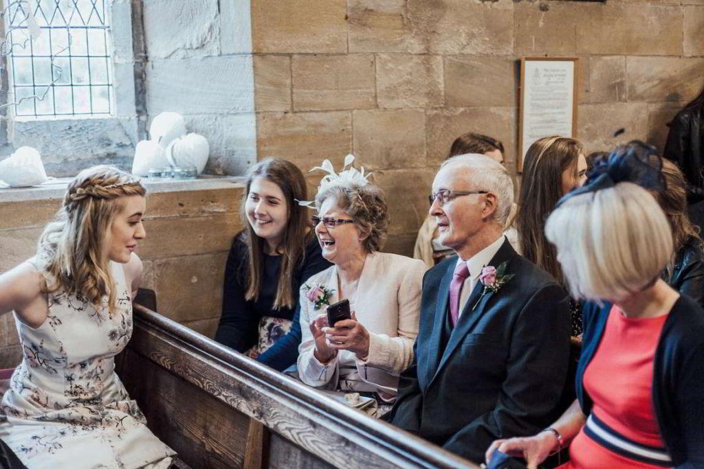 Hochzeitsfotograf Stuttgart Auslandshochzeit Zeremonie Gäste