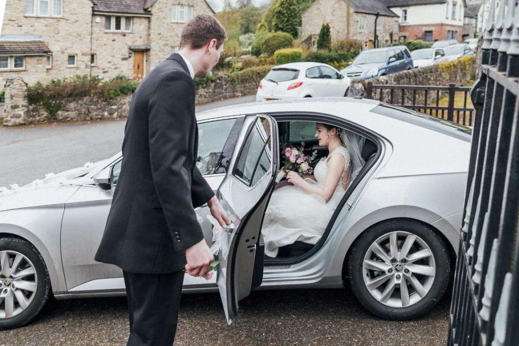 Hochzeitsfotograf Stuttgart Auslandshochzeit Auto