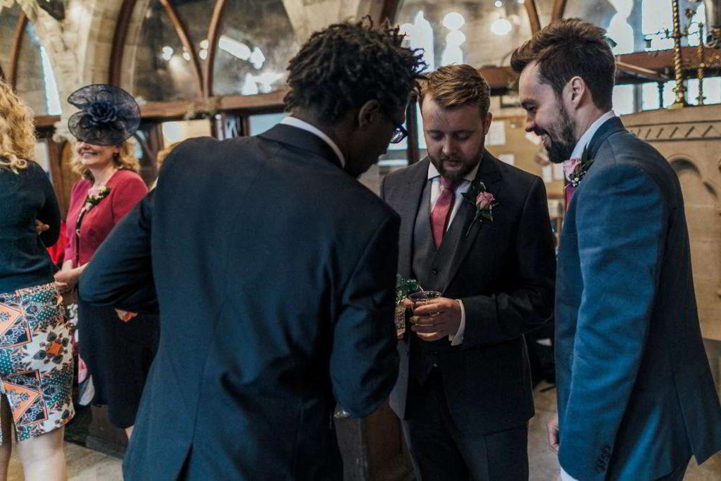 Hochzeitsfotograf Stuttgart Auslandshochzeit Bräutigam