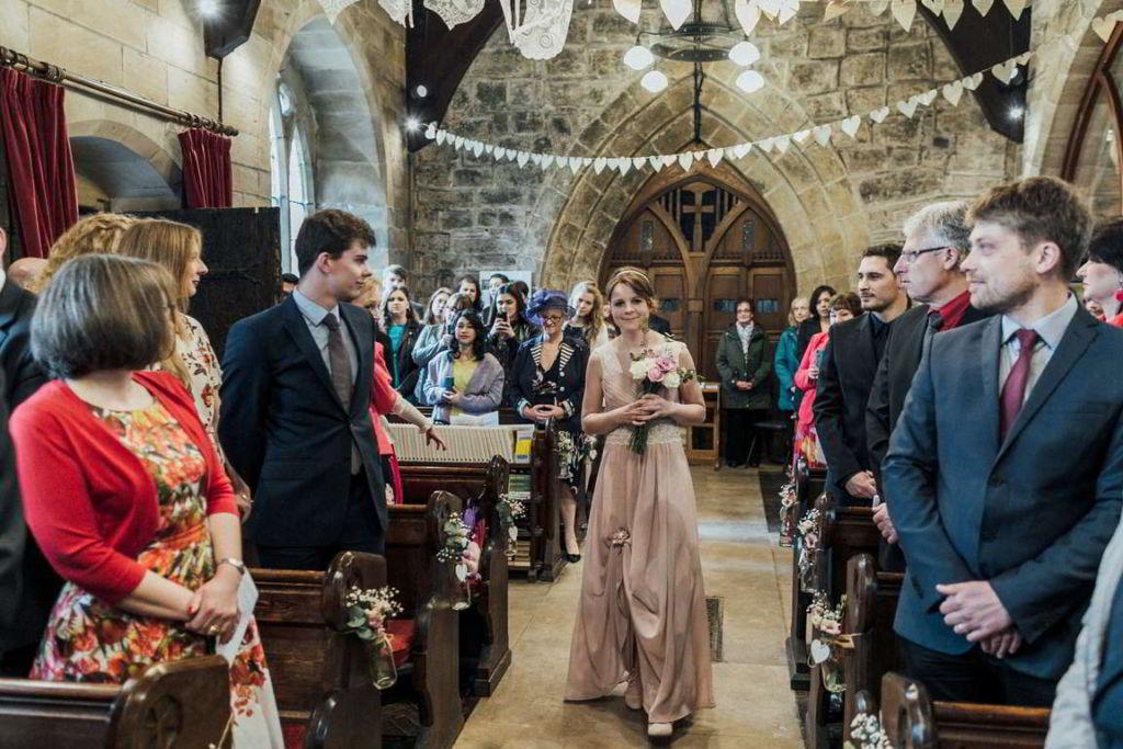 Hochzeitsfotograf Stuttgart Auslandshochzeit Bridesmaid