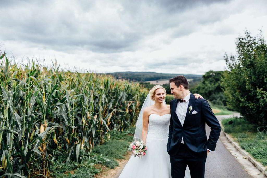 Hochzeitsfotograf Eberdingen Jana und Matthias First Look