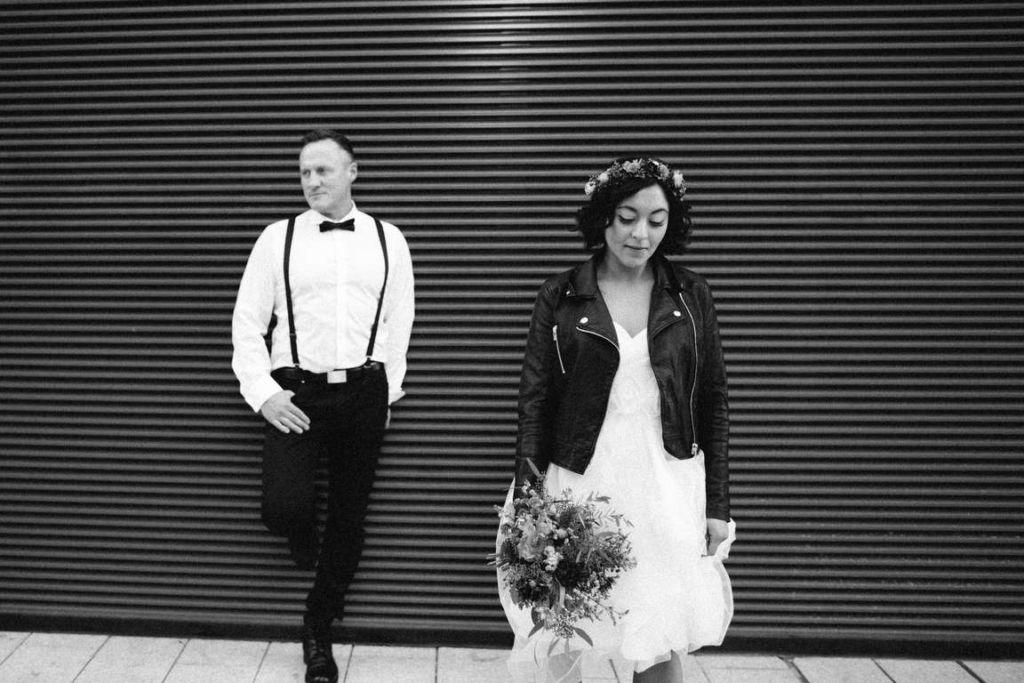 Urban Wedding Jasmin und Marco Breuninger