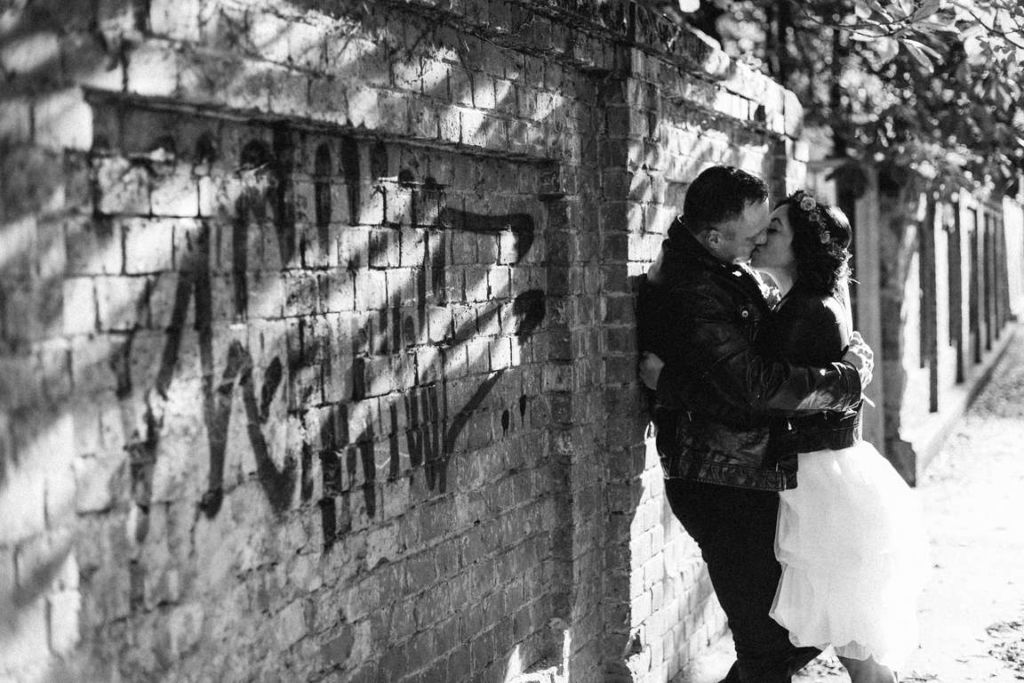 Urban Wedding Jasmin und Marco Innenstadt