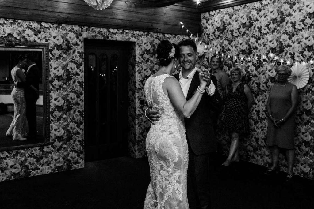 Hochzeitsfotos Melanie und Marc Hochzeitstanz