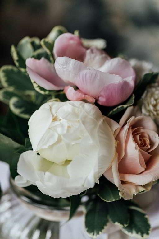 Hochzeitsfotos Melanie und Marc Location Blumen