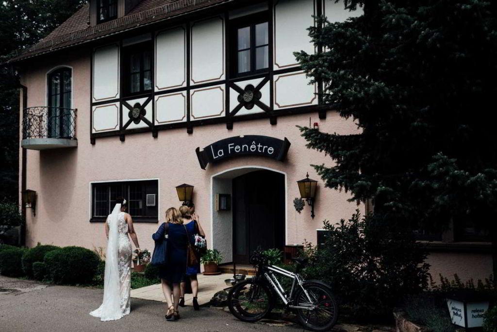 Hochzeitsfotos Melanie und Marc Location Restaurant