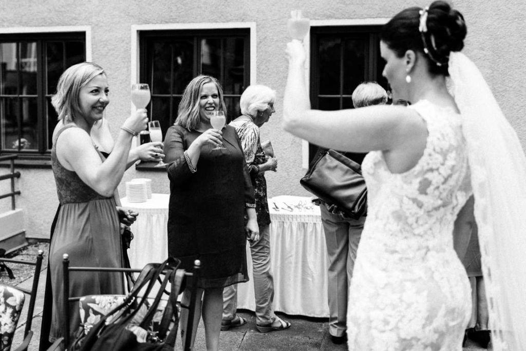 Hochzeitsfotos Melanie und Marc Reportage
