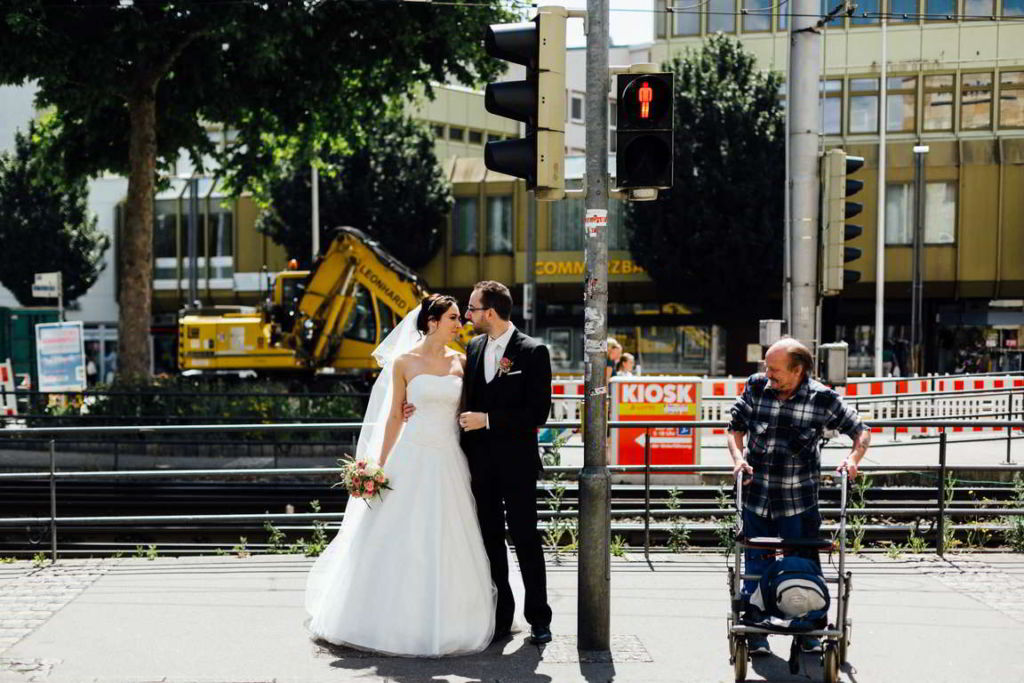 Hochzeitsfotograf Stuttgart Hochzeitsbilder Stuttgart Wilhelmsplatz