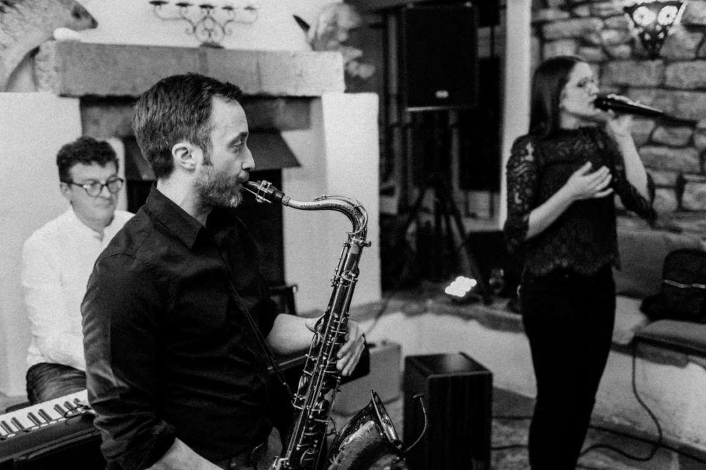 Hochzeitsmusik Sabrina Burkard Band