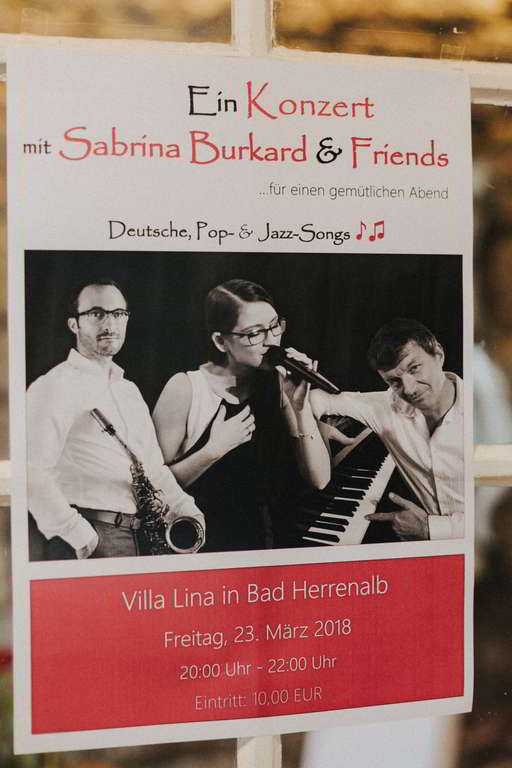 Hochzeitsmusik Sabrina Burkard Friends