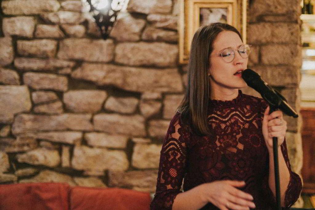 Hochzeitsmusik Sabrina Burkard Gesang