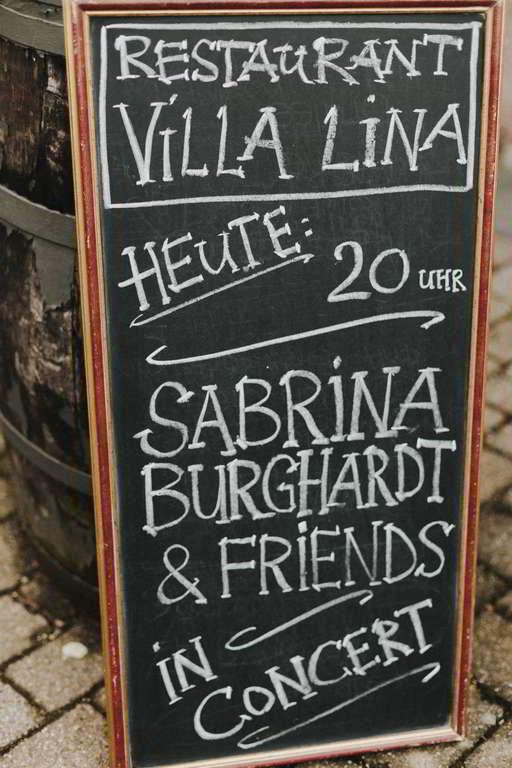 Hochzeitsmusik Sabrina Burkard Konzert