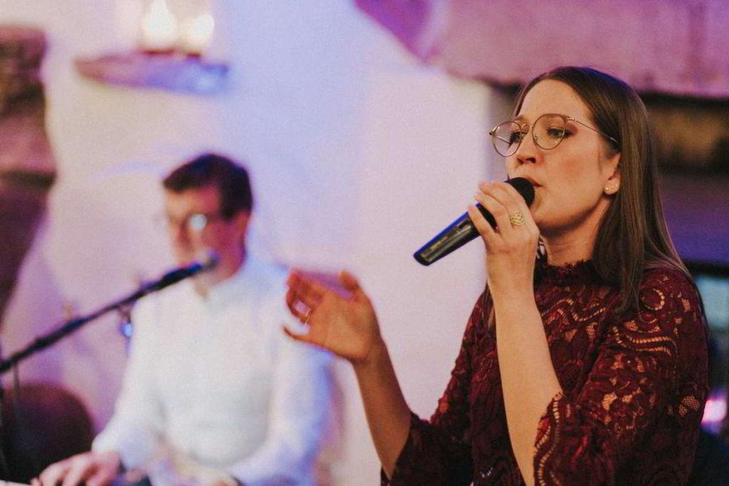 Hochzeitsmusik Sabrina Burkard Live
