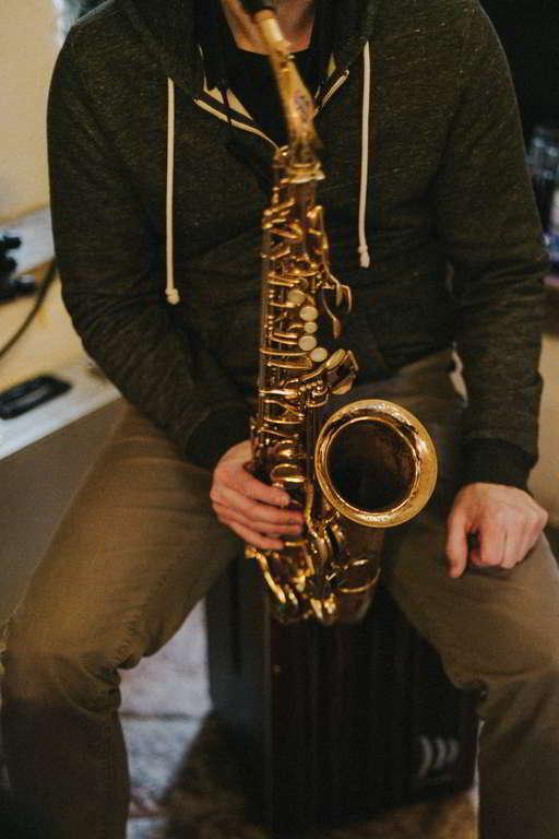 Hochzeitsmusik Sabrina Burkard Saxophone