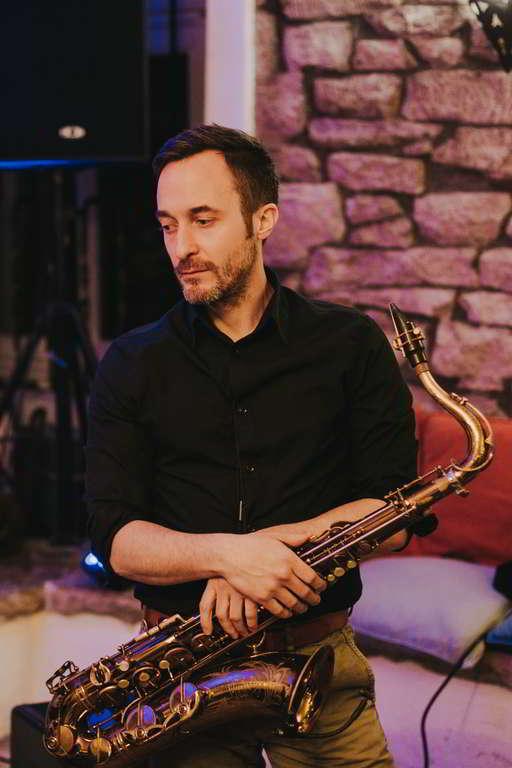 Hochzeitsmusik Sabrina Burkard Saxophonist