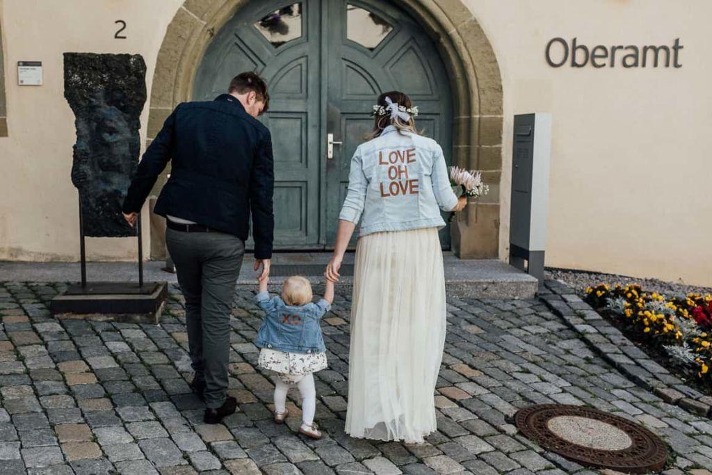 Hochzeitsfotograf Stuttgart Hochzeit Boho Standesamt Herrenberg Familie