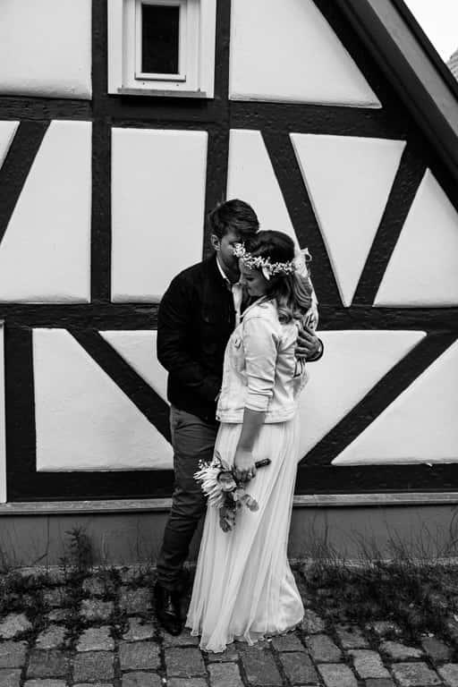 Hochzeitsfotograf Stuttgart Hochzeit Boho Brautpaarshooting