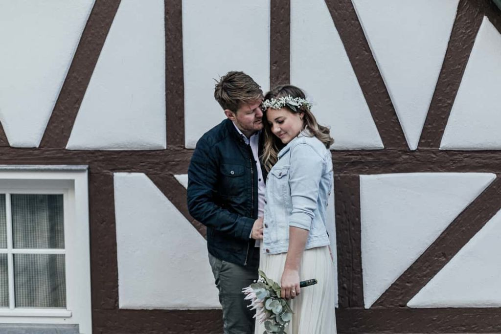 Boho Hochzeit After Wedding Shoot