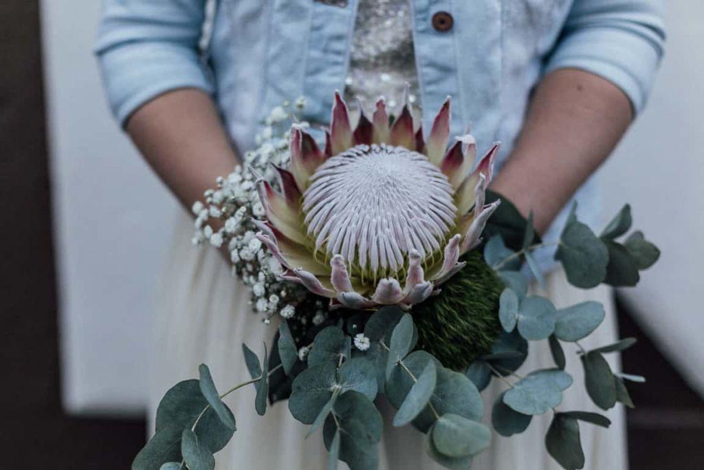 Hochzeitsfotograf Stuttgart Hochzeit Boho Blumen