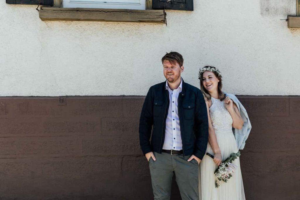 Hochzeitsfotograf Stuttgart Hochzeit Boho Brautstrauss