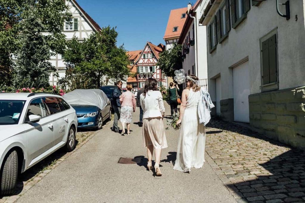 Hochzeitsfotograf Stuttgart Boho Hochzeit Gäste