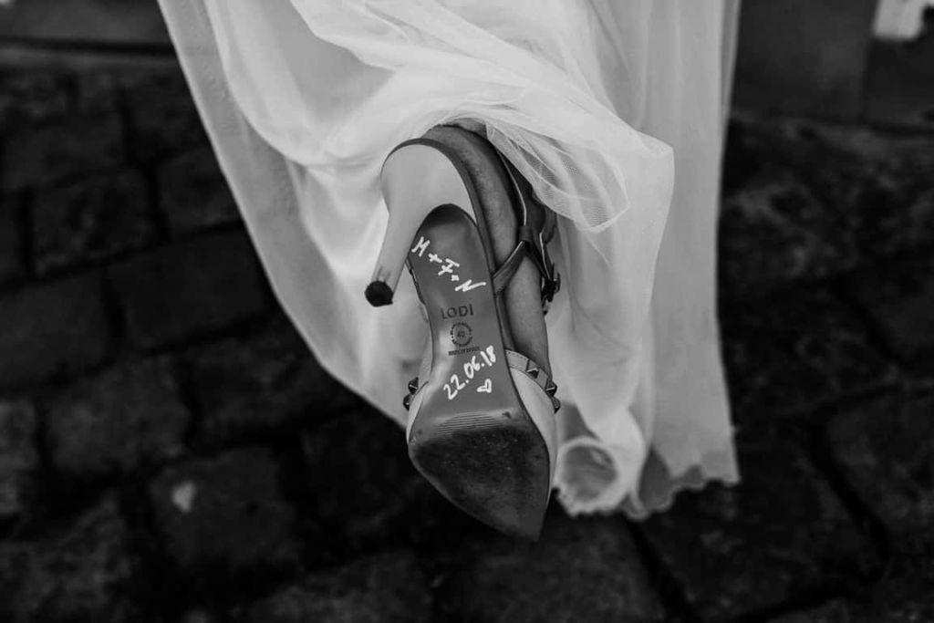 Hochzeitsfotograf Stuttgart Boho Hochzeit Schuhe