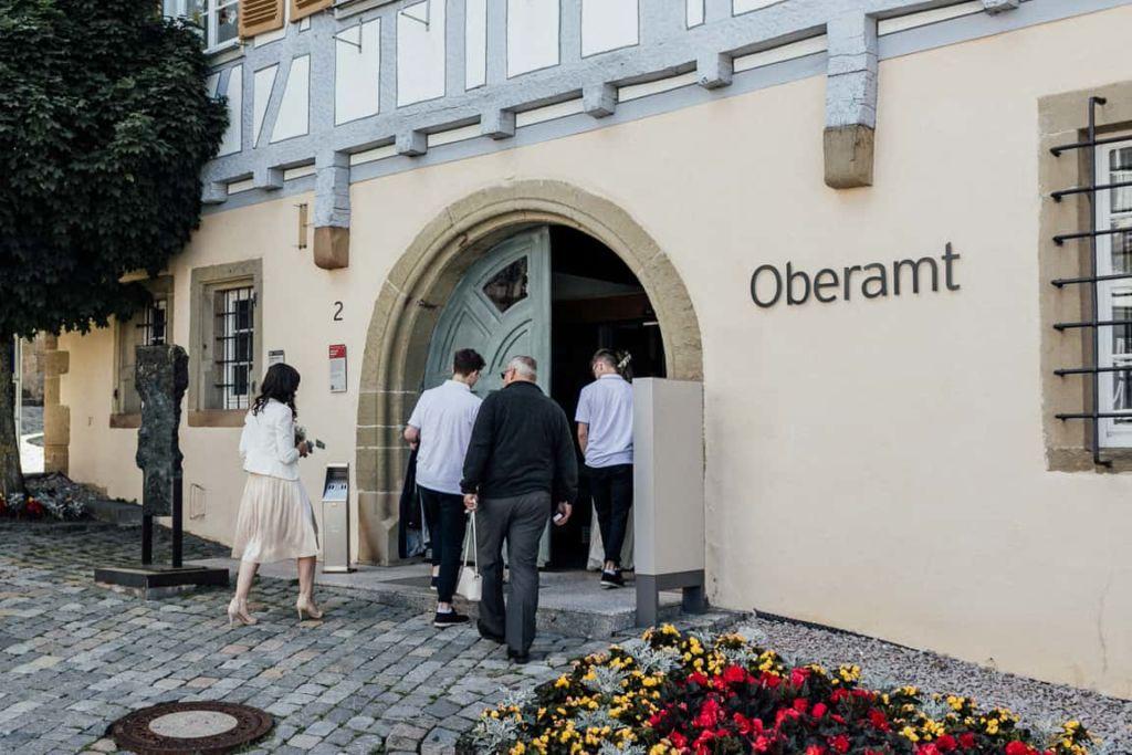 Hochzeitsfotograf Stuttgart Boho Hochzeit Standesamt Oberamt