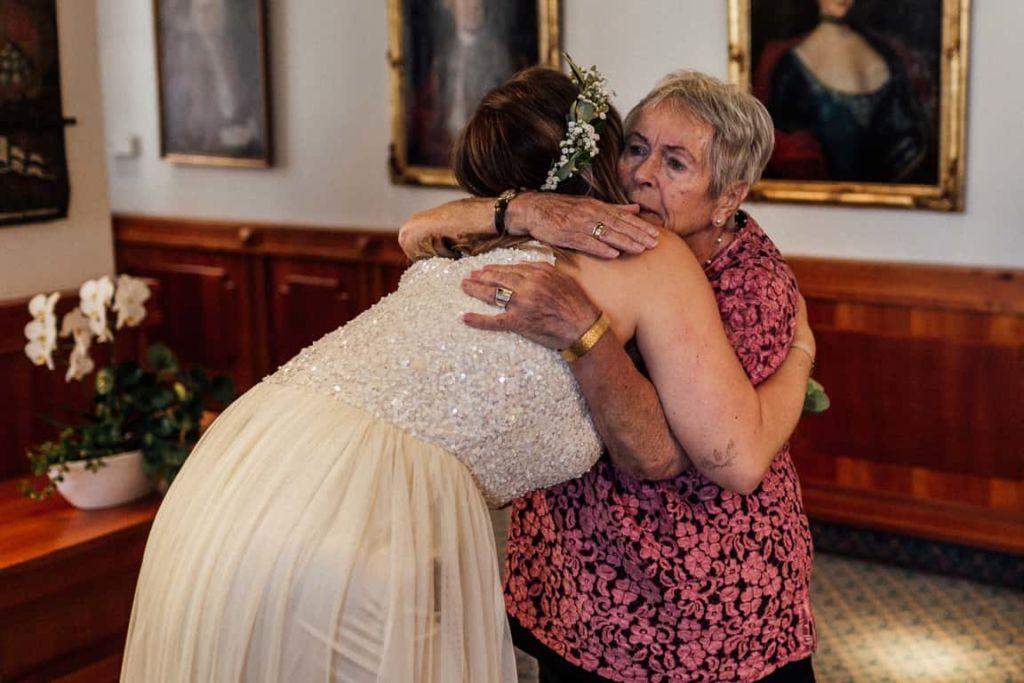 Hochzeitsfotograf Stuttgart Boho Hochzeit Standesamt Gratulation Oma