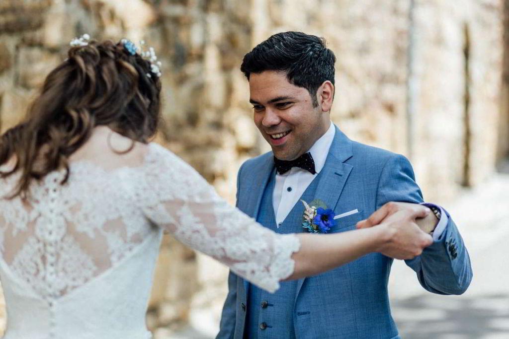Hochzeitsfotograf Portfolio Michaela und Michael