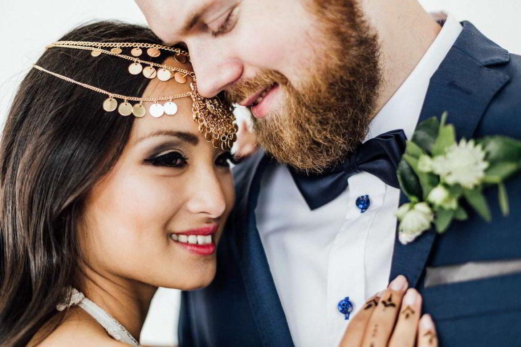 Hochzeitsfotograf Portfolio Orient Styleshooting Paar